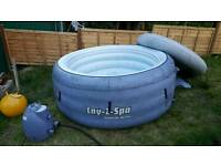 Lay Z Spa Premium Hot Tub