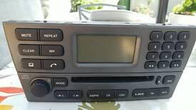 Ford focus cd radio