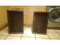 Vintage Rare Kenwood KL-666X Speakers Superb Full Working Order £70 OVNO