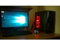 AMD FX 8350 - 8 CORE.. FULL GAMING SYSTEM
