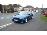 Bmw e39 525d sport edition £3300 or swap/px bmw e46 coupe