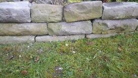 Build stone 8 tons Approx (Random dressed ) in good order, quick sale £600