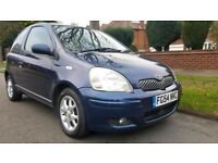 2004 Toyota Yaris T Spirit 1.2, 12 Months MOT, FULL Service history, TWO Owners From NEW, Superb Car