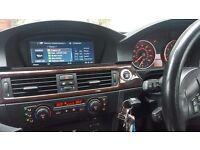 BMW 330i E90 - MEGA SPECK SAT NAV LEATHER SEATS NEW CLUTCH KIT AND BELT ...M3 A4