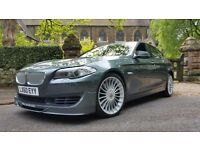 RARE 2010 BMW ALPINA B5 4.4 BI TURBO PETROL ONLY 21 PETROL AVAILABLE TO THE UK 1 FORMER KEEPER (M5)