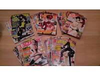 Bizarre Magazine, 32 Issues