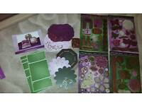 Card making pack everything to create beautiful cards