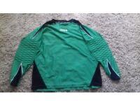 Goalkeepers gear