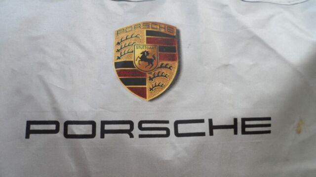 Genuine Porsche 987.1 Cayman Outdoor Car Cover 06-08