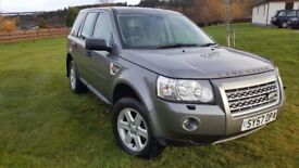 Land Rover Freelander TD4 - 2007 Diesel, Manual 4WD