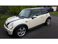 2006 Mini Cooper S 1.6, 1 YEAR MOT! ONLY £ 3200 TODAY! 5 Stamps - Service History!