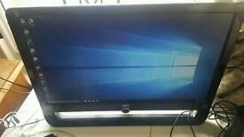 "Aoc HD 1080p 60hz 21.5"" Monitor."