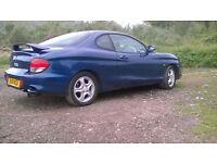 Hyundai Coupe £250 ono