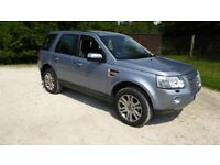 Land Rover Freelander 2 TD4 HSE 2.2l Automatic - top of the range! May swap