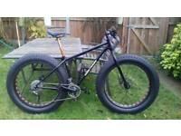 Ceilo Rosso Fat Bike BLACK MONSTER!!