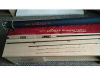 Shimano Antares BX Medium 12' feeder rod 2 tips VGC