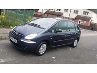 CITROEN XSARA PICASSO 2007 1.6 DIESEL MANUAL