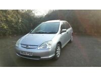 HONDA CIVIC 1.4 AUTOMATIC VERY LOW MILEAGE QUICK SELL MINT CONDITION