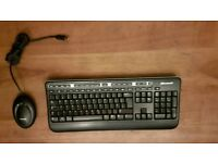 Microsoft wireless keyboard 1000 with Receiver 3.1