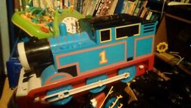 Thomas the Tank toys, several sets