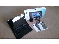 "Linx 1010 10.1"" Tablet & Keyboard - 32 GB, Black"