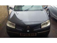 Renault, MEGANE, Hatchback, 2006, Manual, 1461 (cc), 5 doors