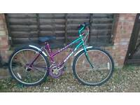 Magna Creation ladies mountain bike town city commuter fully serviced perfect working order