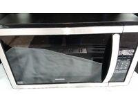 Large Kenwood microwave