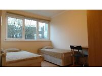 Bargain Twin Room in East London