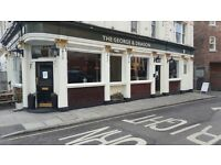 Experienced Bar Staff and Glass Collector Required for Busy West-End Pub