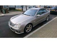 2007 (07) MERCEDES CLK 220 CDI AMG SPORT AUTO - BARGAIN