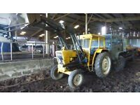 ford 5000 tractor only 2100 hours from new vgc pas puh.