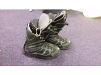 excellent DC Shoes Usa Mens Snowboard Boots size UK 11 EU 45,5