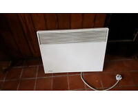 Slimline wall mounted heater.s
