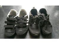 Boys Trainers :- Adidas & Nike