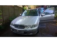 Cheap, Immaculate condition, Rover 45 Looking for quick sale.