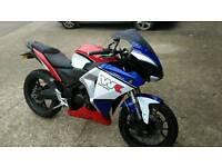 Wk 125sport swap or sale