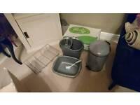4pc kitchen set
