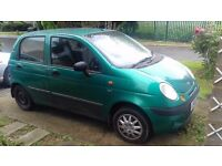 Low mileage small car