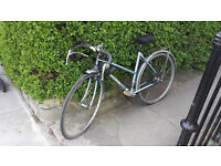 Raleigh Touriste retro touring bike for sale