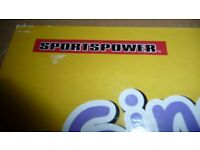 Sportspower single swing ( ages 3+ 45kgs)