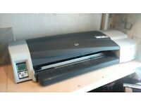 "HP Designjet 111 24"" Roll Printer."