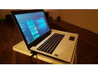 Asus Laptop 4GB RAM 750GB HDD USB 3.0 HDMI Windows 10 Office 2013