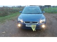 ford focus climate 1.6 petrol