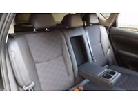 NISSAN PULSAR SEAT REAR HALF LEATHER WITH HEADRESTS REMOVED FROM 67REG 2014-2018