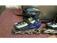 Adults Roller Blades Size 42