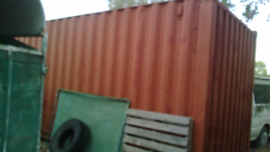 20 foot shipping container in good condition Booral Fraser Coast Preview
