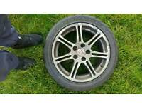 """Honda type r alloys 17"""" fit other cars"""