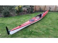Sea kayak - Zegul Velocity