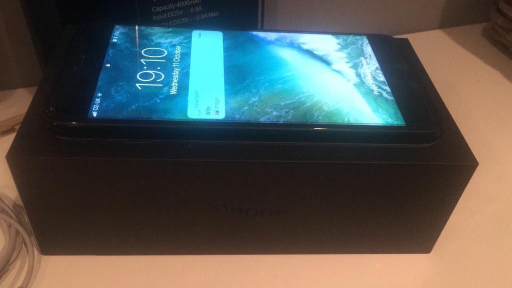 iPhone 7plus 128gb unlocked NO OFFERS